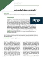 Cannabinoide Potenzielle Antitumorwirkstoffe IACM de 2006-02-1