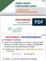 K_MODULE 1C_APPLIED HYDRAULICS