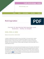 Retrograde-Cycles-Stations