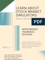 Pathfinders Trainings Reviews