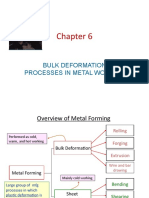 Bulk-deformation-process