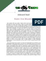 Said, Edward - Entre Dos Mundos.doc