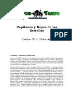 Saiz Cidoncha, Carlos - Capitanes y Reyes De Las Estrellas.doc