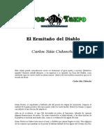 Saiz Cidoncha, Carlos - El Ermitaño Del Diablo.doc