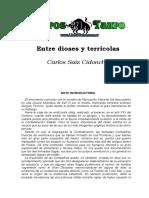 Saiz Cidoncha, Carlos - Entre Dioses y Terricolas.doc