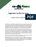 Saiz Cidoncha, Carlos - Lagrimas Verdes De Leng.doc