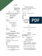 investigación de las matemáticas contemporánea
