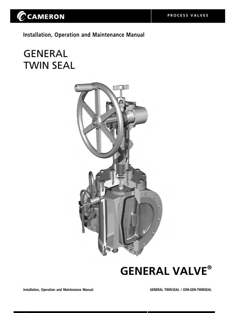 General Twin Seal Iom Gear