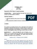CRIMINAL LAW 2 MODULE.docx