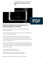 How to Install and run Kali Linux on any Android Smartphone (2019).pdf
