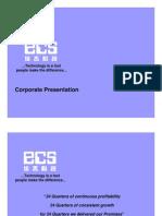 Corporate Presentation to KimengJan10[1]