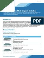 Huawei S6720-SI Series Switches Datasheet