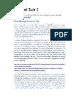 BSBINN601 Assessment 2