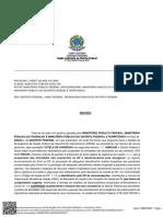 Decisão suspende reabertura do comércio no DF