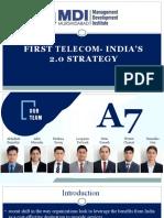 marketing telecom ppt