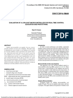 2014_EVALUATION OF A LOW-COST MICROCONTROLLER FOR REAL-TIME CONTROL EDUCATION AND PROTOTYPING
