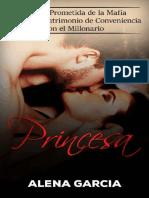 Princesa  La Hija Prometida de - Alena Garcia