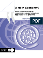 Economics] - OECD - A New Economy, The Changing Role of Innovation and Information Technology in Growth