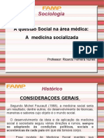 Medicina socializada