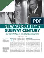 NYC Subway Century