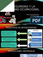 BIOSEGURIDAD Y la seguridad ocupacional (1)
