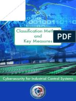 ANSSI - Cybersecurity for ICS - Classification Method and Key Measures