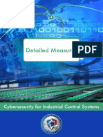 ANSSI - Cybersecurity for ICS - Detailed Measures