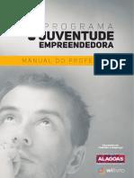 Manual do Professor - Curso Juventude Empreendedora