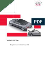 440 - Audi A5 Cabriolet