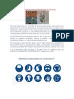 ELEMENTOS DE PROTECCION PERSONAL EN TAREAS DE ALTO RIESGO.docx