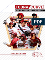 2019 Altoona Curve Media Guide