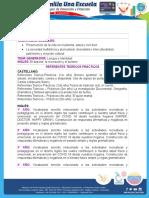 Castellano e inglés y otras lenguas Extranjeras