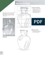 atividade Vaso de vidro