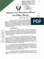 DIRECTIVA DEL CONTROL DEL ESPECTRO RADIOELECTRICO