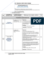 Teaching Experience Log 2019.doc