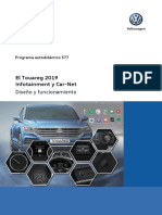577- El Touareg 2019 Infotainment y Car-Net