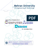 Computer Aided Engineering Design Practical
