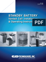 battery install manual