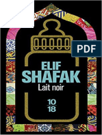 Elif Shafak - Lait Noir