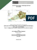 Aplicacion de los modelos WRF y VIC para Modelizacion Hidrologica en la cuenca del Rio Rimac