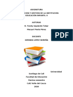 Relatoría de La Guía 34 Del Ministerio de Educación