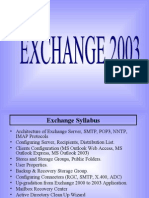 Exchange Slides