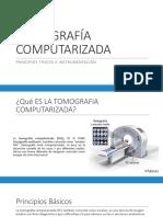 Protocolo de tomografia