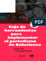 Caja de herramienta para implementar periodismo de soluciones