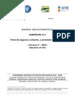 Ghidul_Solicitantului Submasura 17-1 Asigurare