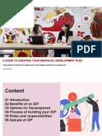 IDP guide - added feedback