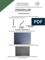 ARTE- atividades - 2ºANO (04 A 08.05)