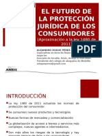 Derecho del consumidor Presentación ANDI JUN 2012