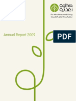 Agthia 2009 Annual Report English