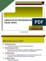 Lenguaje de Programación II - Clase 1